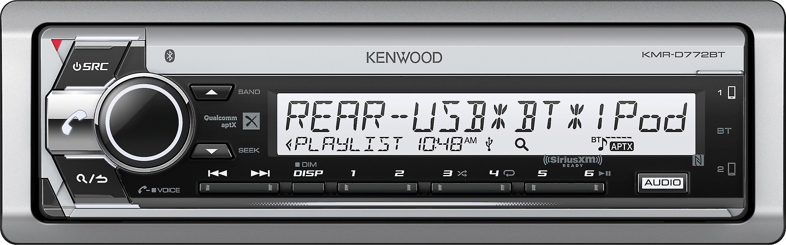 Kenwood KMR-D772BT