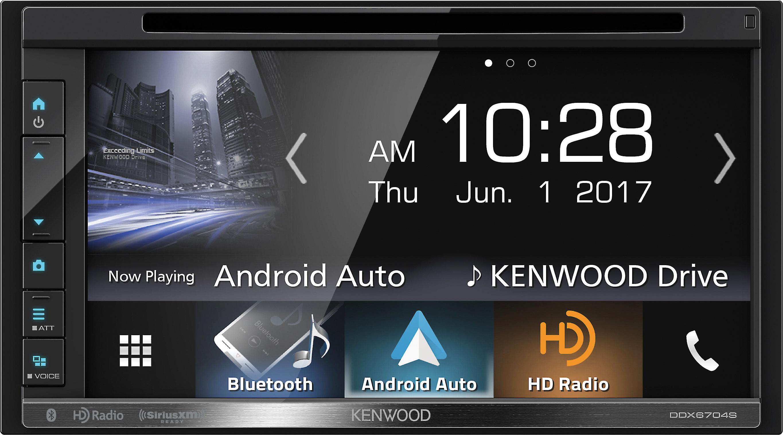 Kenwood DDX6704S