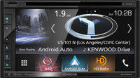 Kenwood Excelon DNX694S  Navigation Receiver