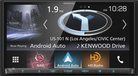 Kenwood DNX874S  Navigation Receiver