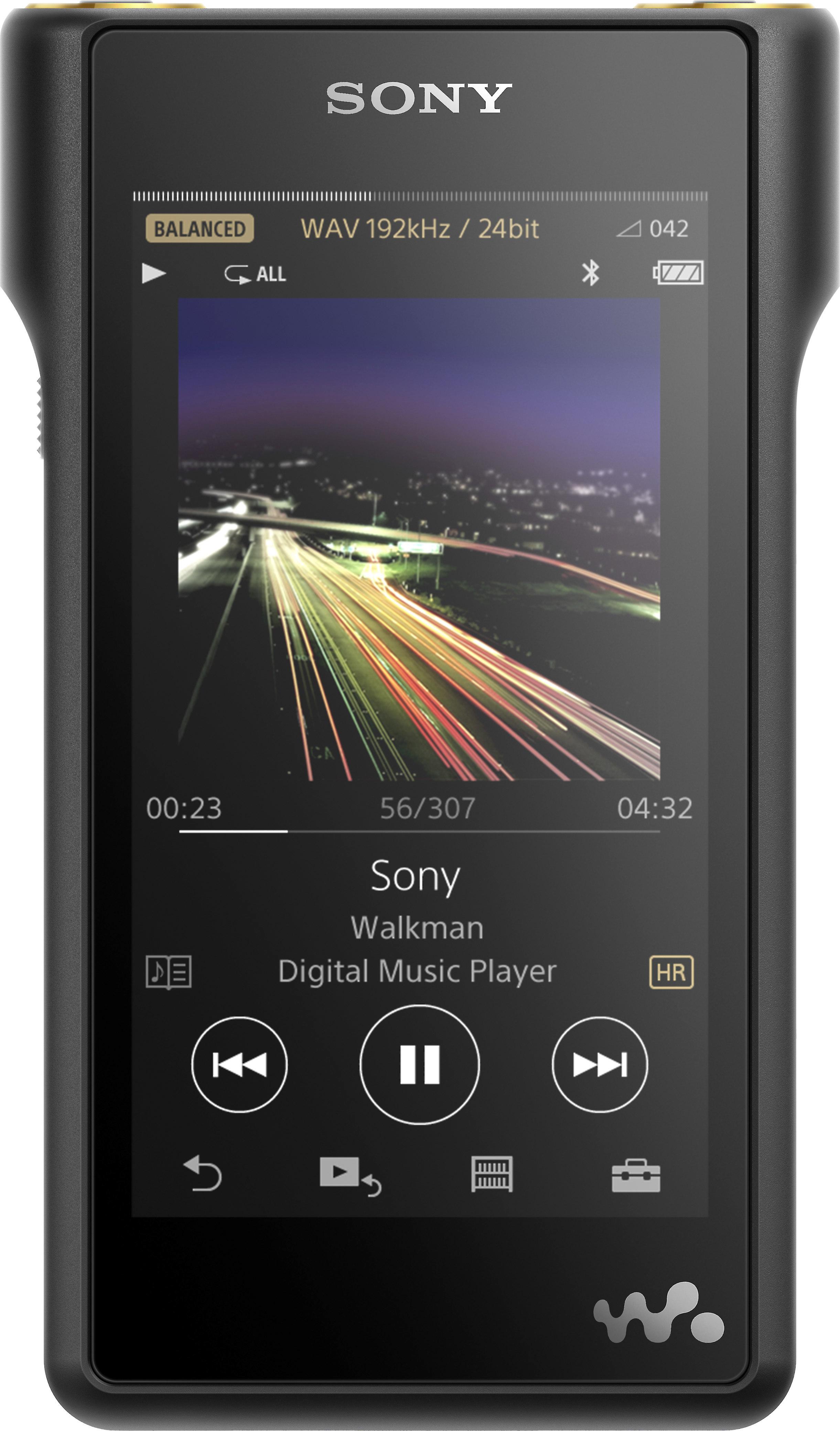 Sony NW-WM1A Premium Walkman®