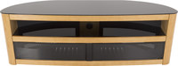 Avf Vector Burghley Affinity Plus Curved TV Stand 1500- O...