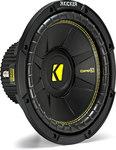 "Kicker CompC 44CWCS104  10"" 4-ohm Component Subwoofer"