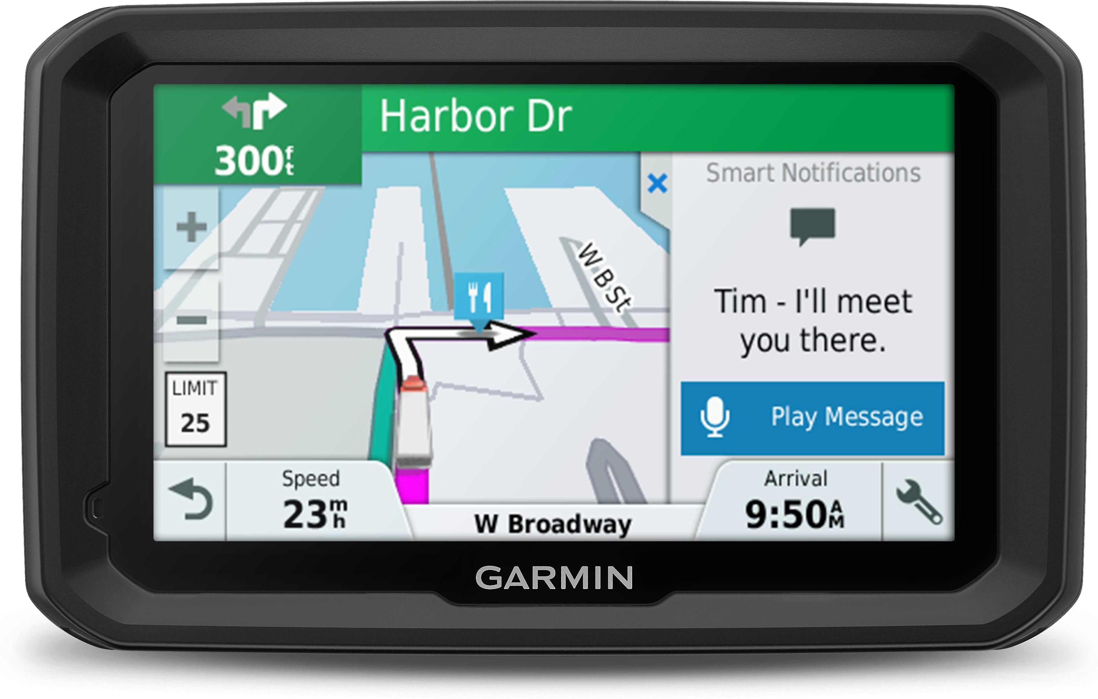 Garmin Dezl 580 LMT-S 5 inch GPS Navigator for Trucks /& Long Haul 010-01858-02
