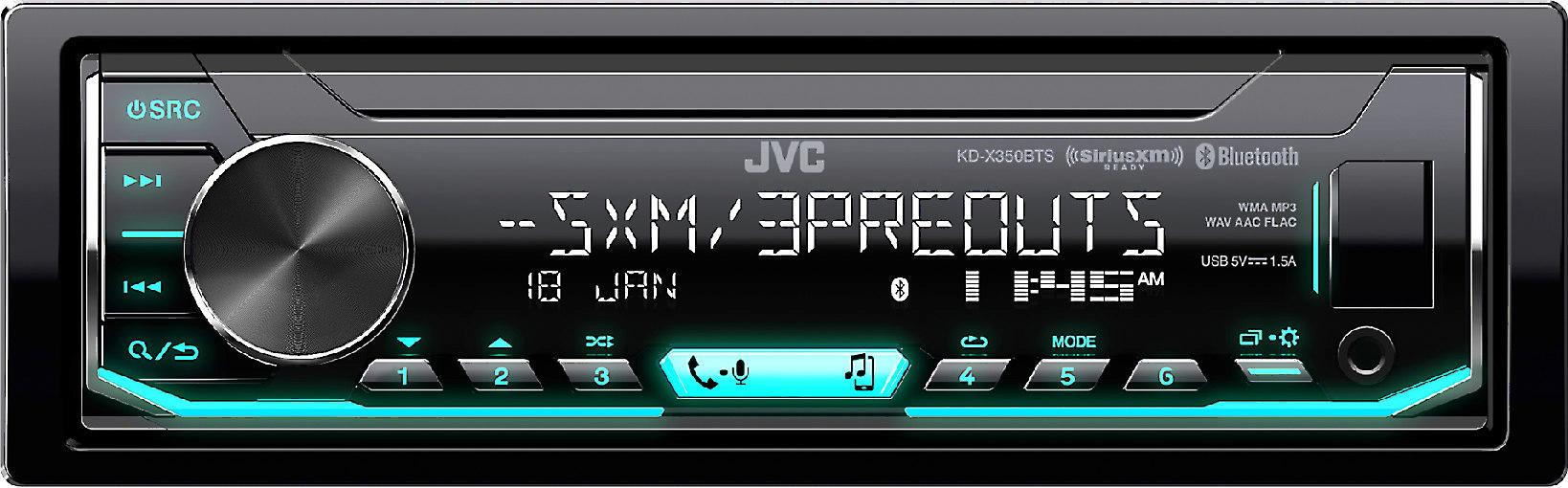 JVC KD-X350BTS