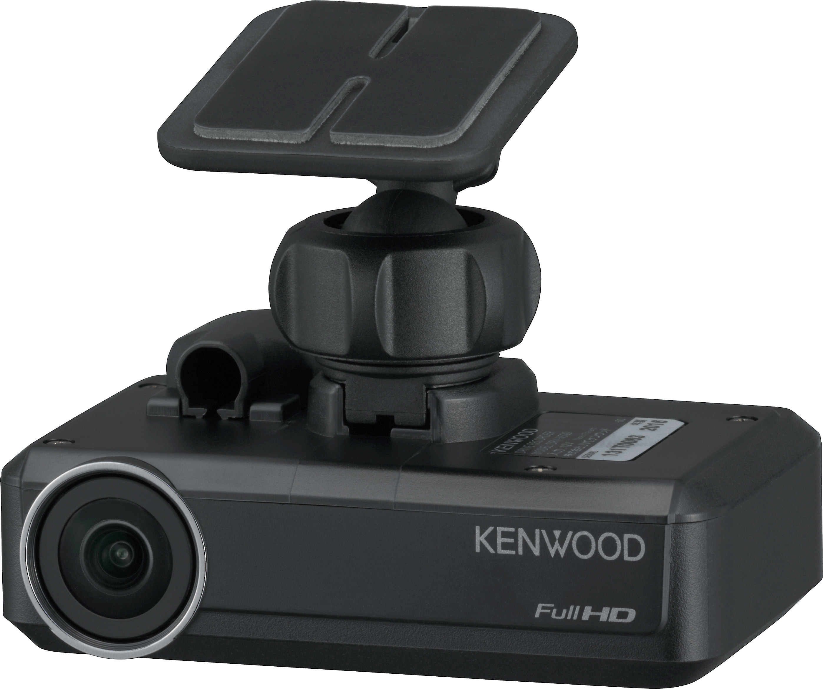 READ CONDITION Dash Cam Kenwood DRV-320 Video Recorder Portable Dashboard Used