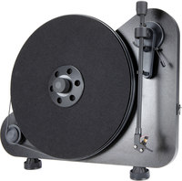 PRO-JECT VTE Right (black)  vertical turnable