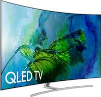 """Samsung 65Q8C  65"""" Curved 4K Smart LED TV"""