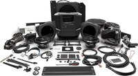 Rockford Fosgate RNGR-STAGE4  Stereo, Amps, Front, Rear a...