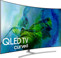"Samsung 55Q8C  55"" Curved 4K Smart LED TV"