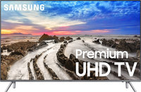 "Samsung UN55MU8000FXZA 55"" 4K Ultra HD Smart LED TV (2017 Model)"
