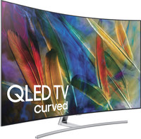 "Samsung 65Q7C  65"" Curved 4K Smart LED TV"