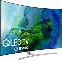 """Samsung 75Q8C  75"""" Curved 4K Smart LED TV"""