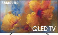 "Samsung 88Q9F  88"" 4K Smart LED TV, incl. wall mount"