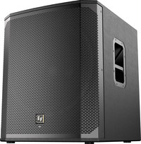 "ELECTRO-VOICE EV ELX200-18SP  18"" Powered PA Subwoofer"