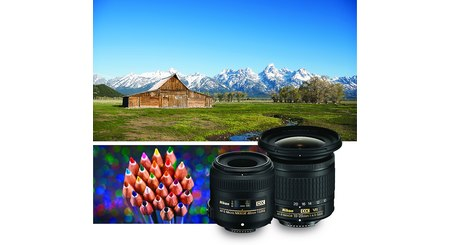 Nikon Landscape & Macro Two Lens Kit