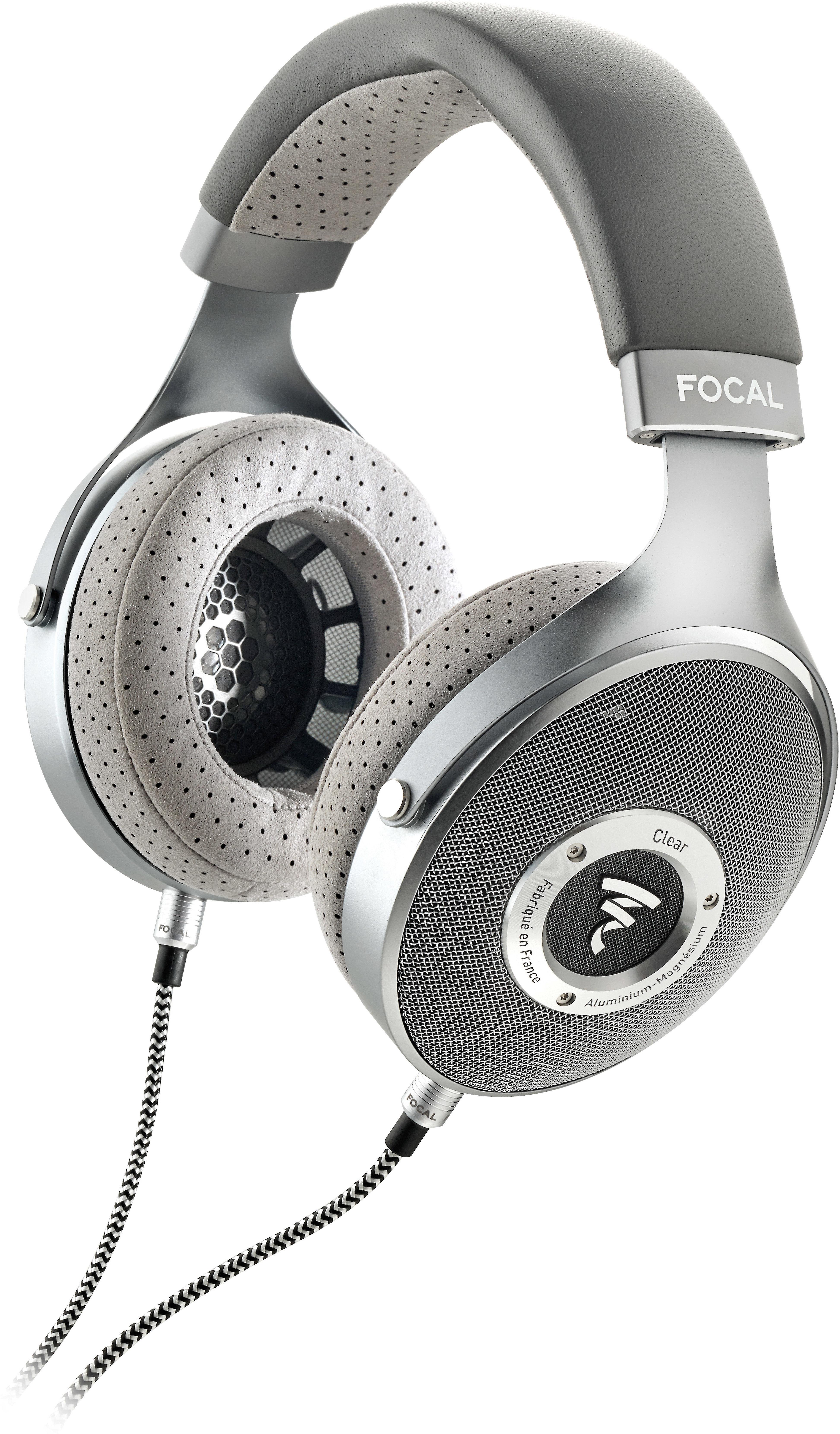 d2217f13eed Focal Clear Open-back over-ear headphones at Crutchfield.com