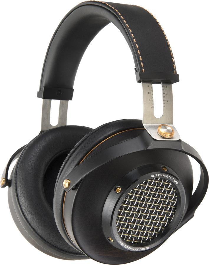 Klipsch Heritage Hp 3 Ebony Over The Ear Headphones At Crutchfieldcom
