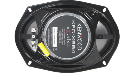Kenwood Excelon KFC-X694
