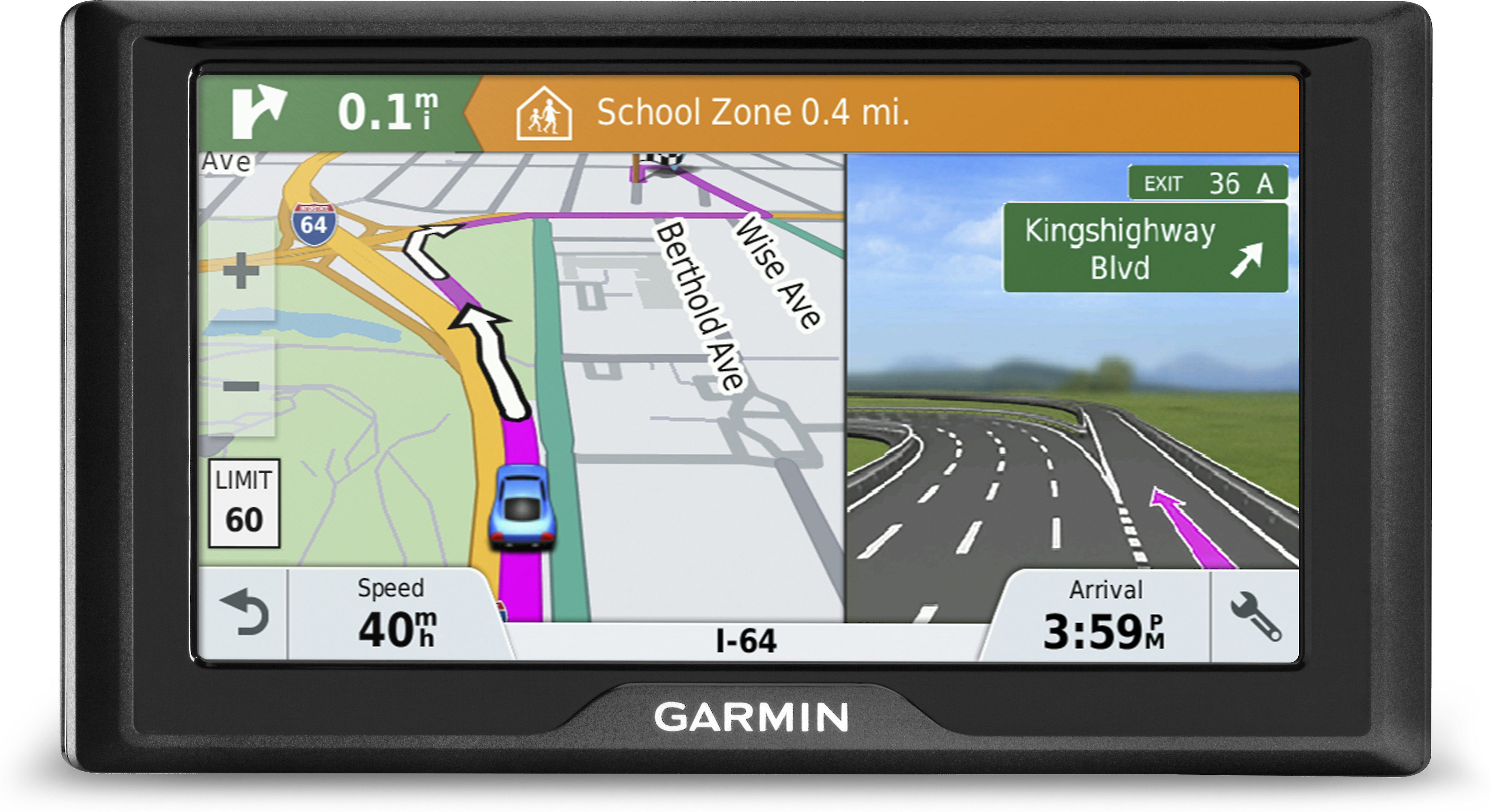 How To Get Free Garmin Map Update Gps Update Guide >> Garmin Drive 61 Lmt S