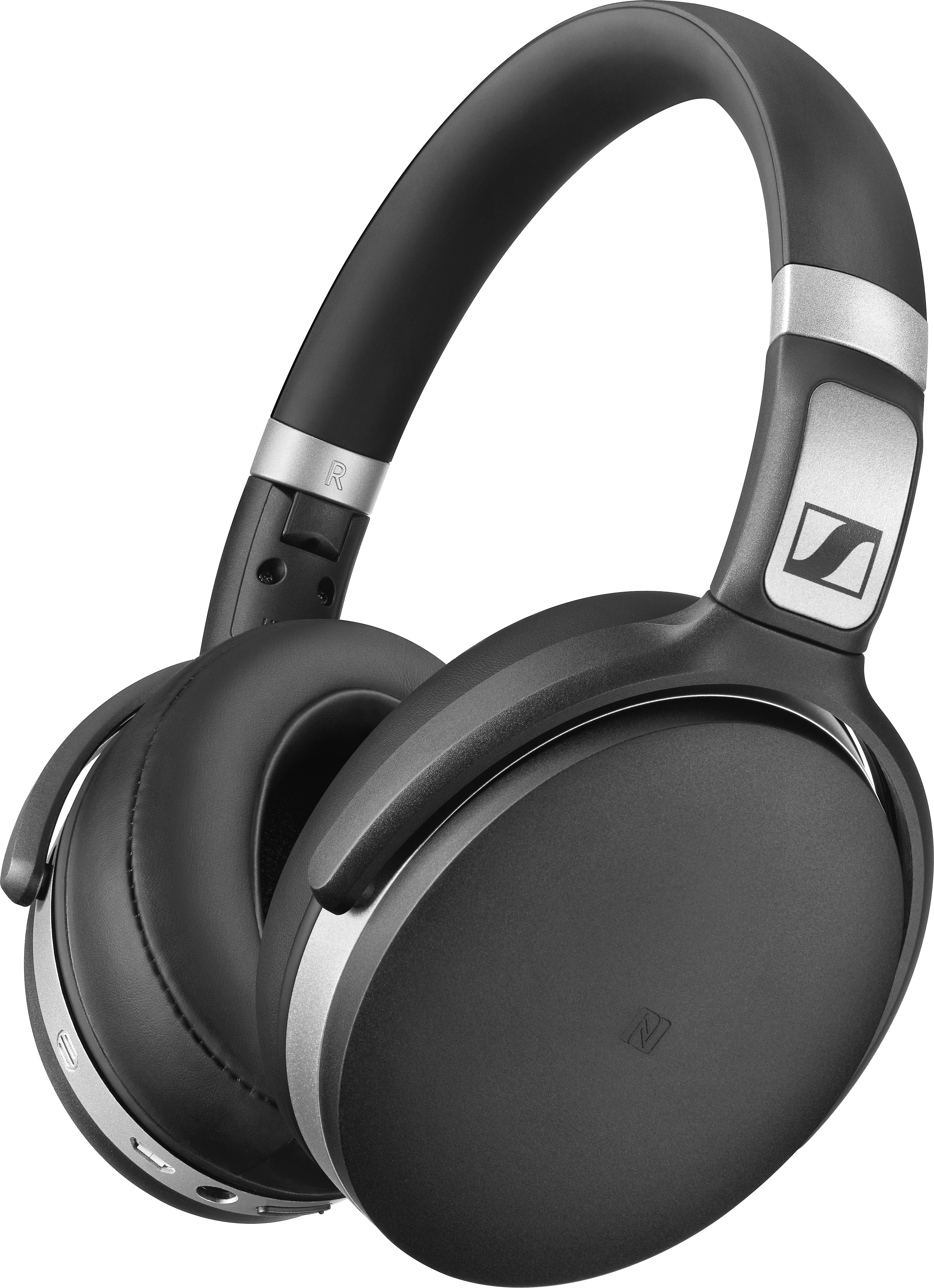 3a1e5eebdf8 Sennheiser HD 4.50 BTNC Over-ear wireless noise-canceling headphones at  Crutchfield.com