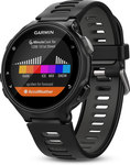 Garmin Forerunner 735XT  Black and Gray Multisport GPS Watch