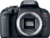 Canon EOS Rebel T7i Body Only