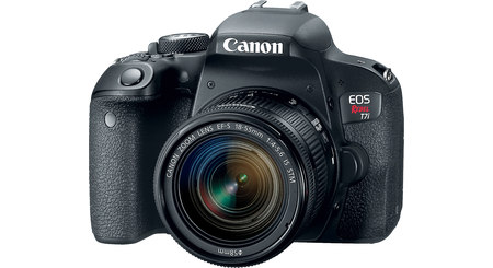 Canon EOS Rebel T7i Kit