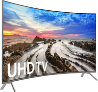 "Samsung 65MU8500  65"" Curved 4K Smart LED TV"