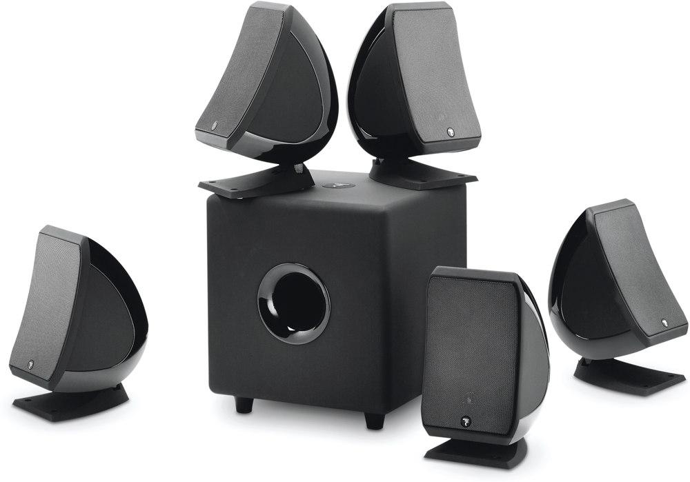 Surround Sound Speaker Systems, 5.1 Surround Sound Systems