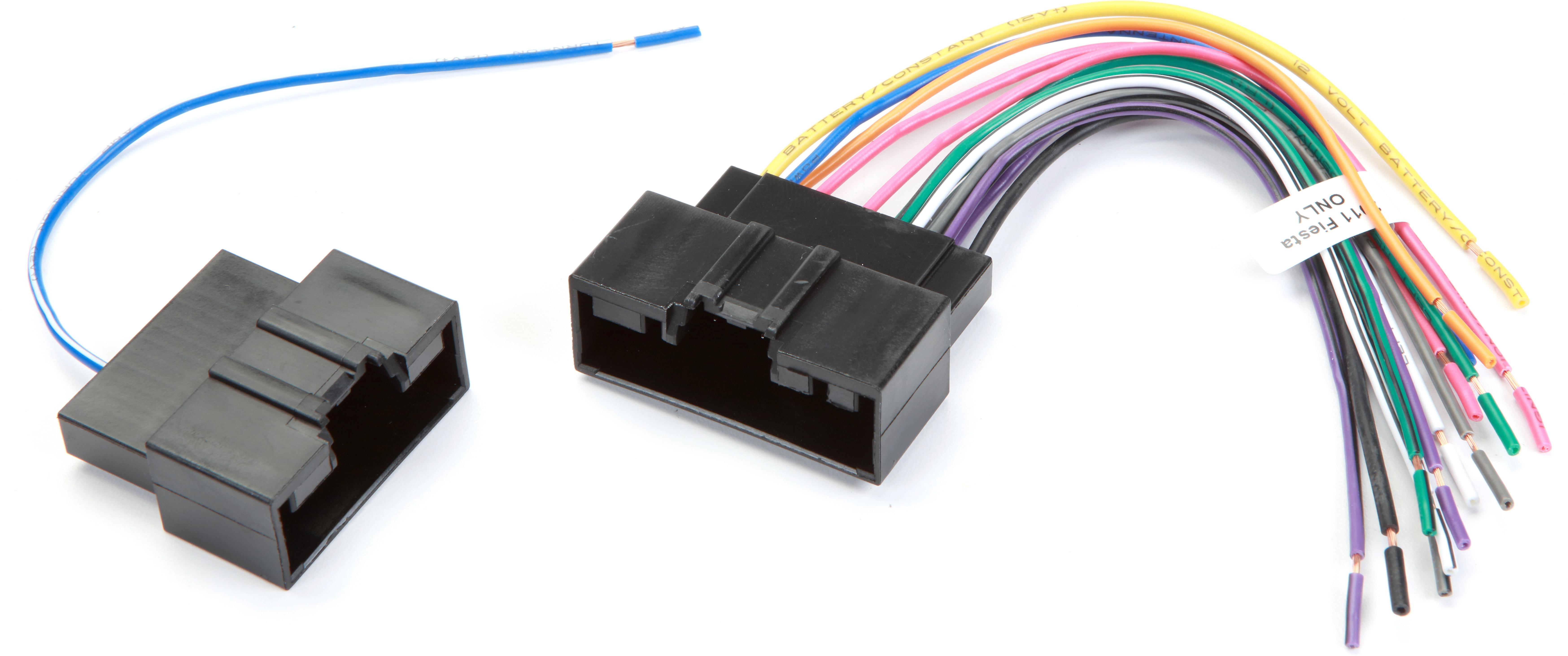 Metra Wire Harness Color Code