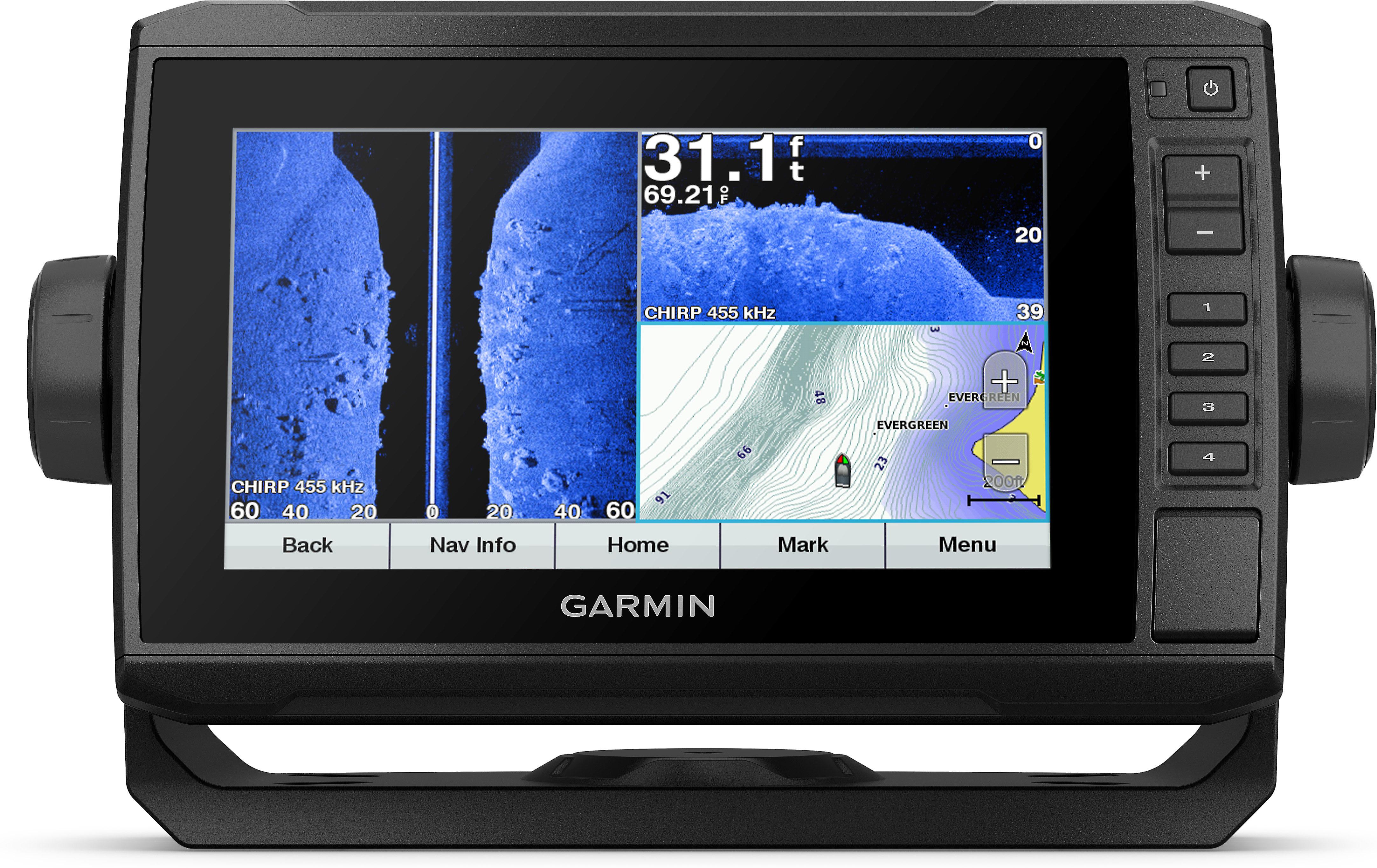 Garmin echoMAP Plus 73SV 7