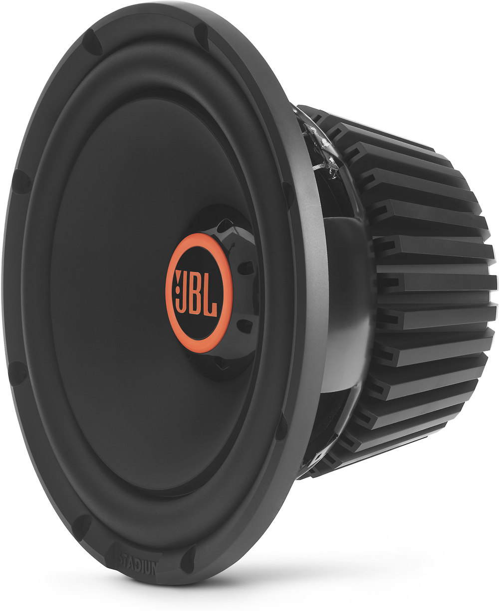 Jbl Stadium 1224 12 Component Subwoofer With Switchable 2 Or 4 Ohm Kenwood Kdc 122 Wiring Diagram 138 Impedance At