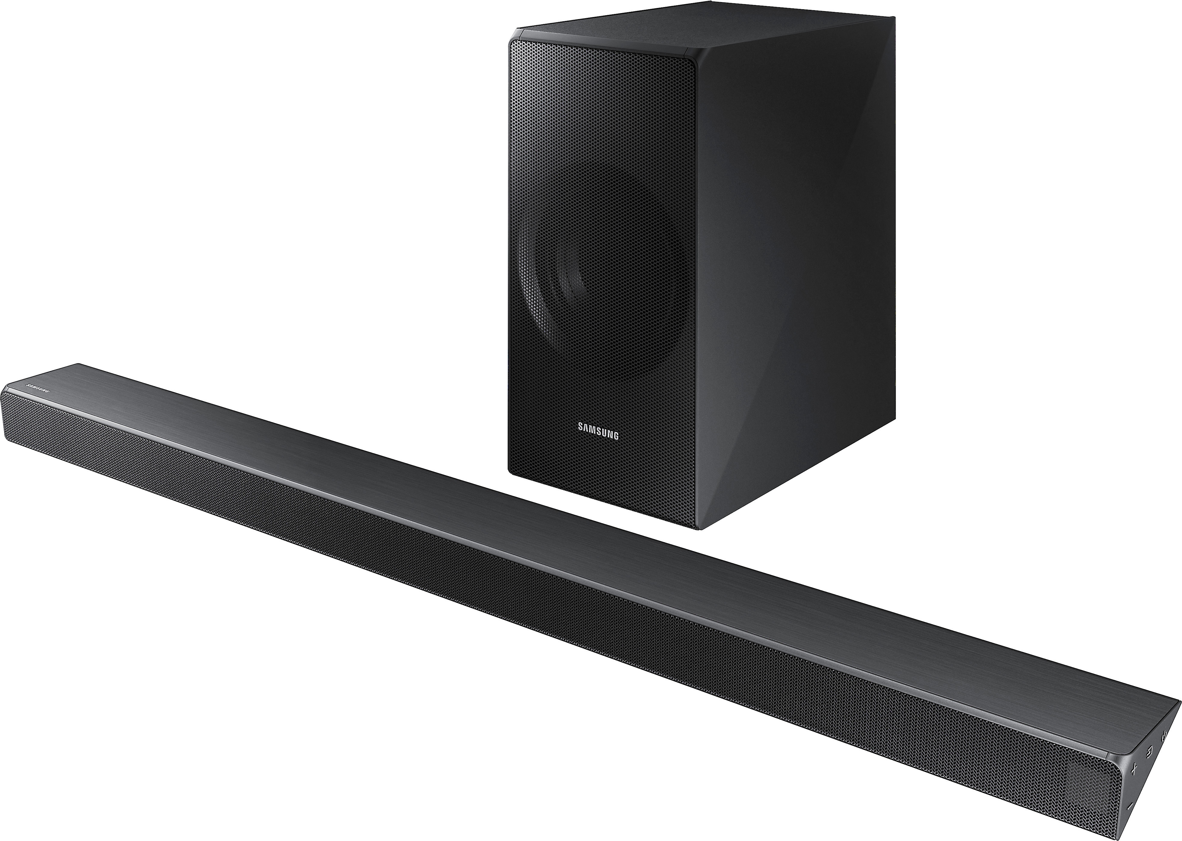 Samsung HW-N550 Powered 3.1-channel sound bar with wireless