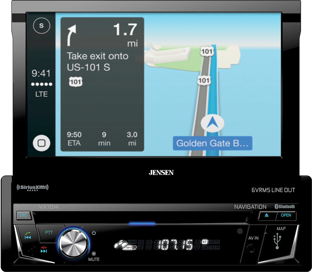 Jensen Vx7014 Navigation Receiver At Sony Bmw Wiring Harness