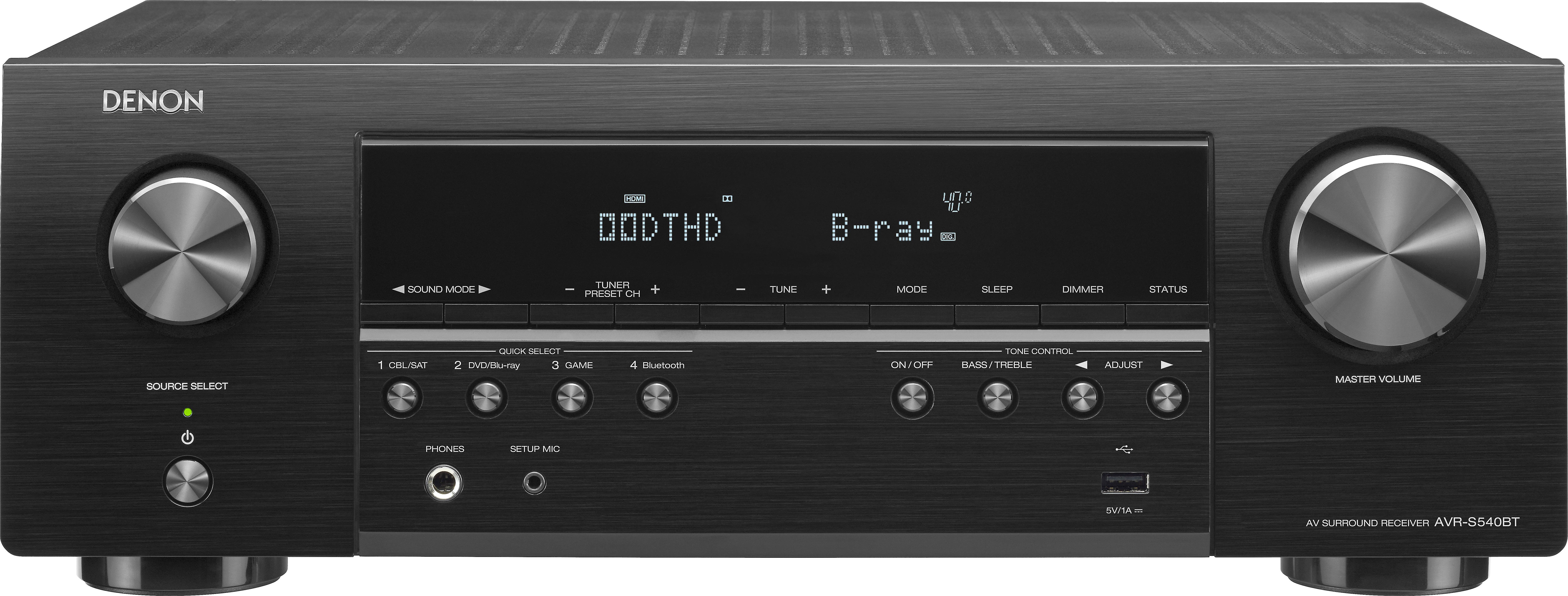 Denon AVR-S540BT