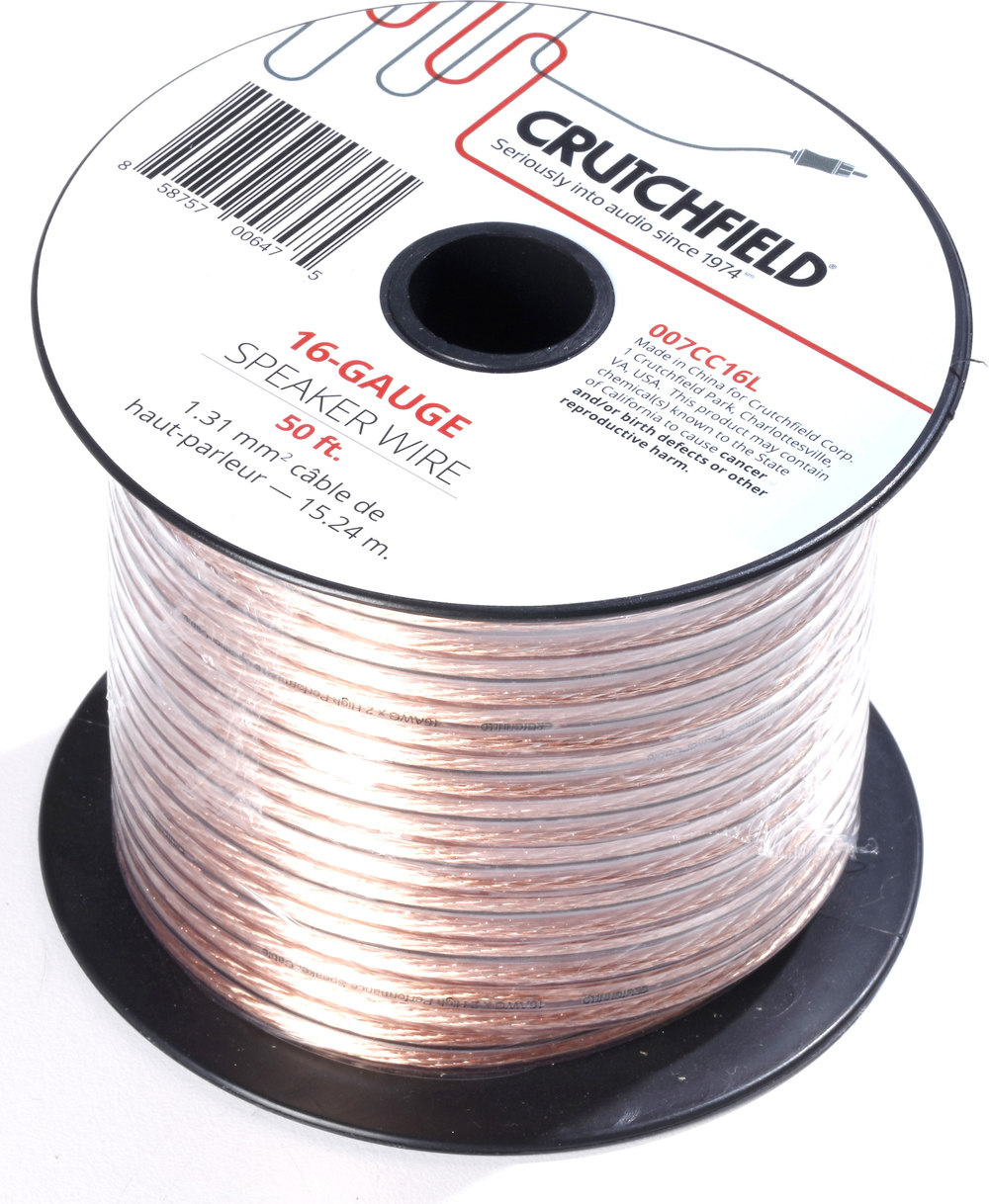 Crutchfield wire gauge wire center crutchfield speaker wire 50 ft roll 16 gauge wire at crutchfield com rh crutchfield com awg keyboard keysfo Choice Image
