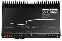 AUDIOCONTROL LC-1.1500  1500W x 1 Car Amplifier