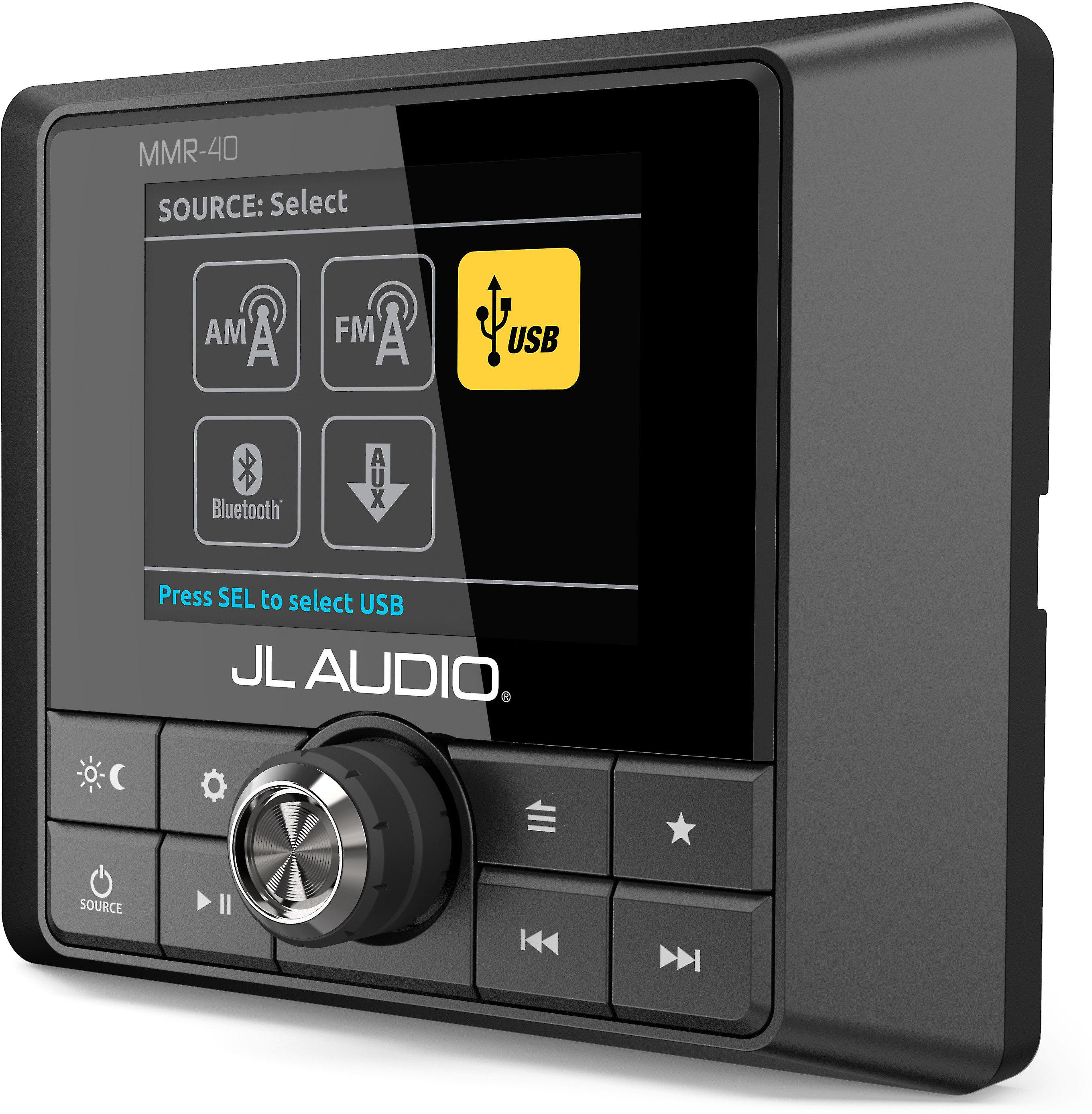 JL Audio MMR-40