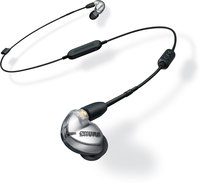 Shure SE425 Earbud Silver  W/Bluetooth cable