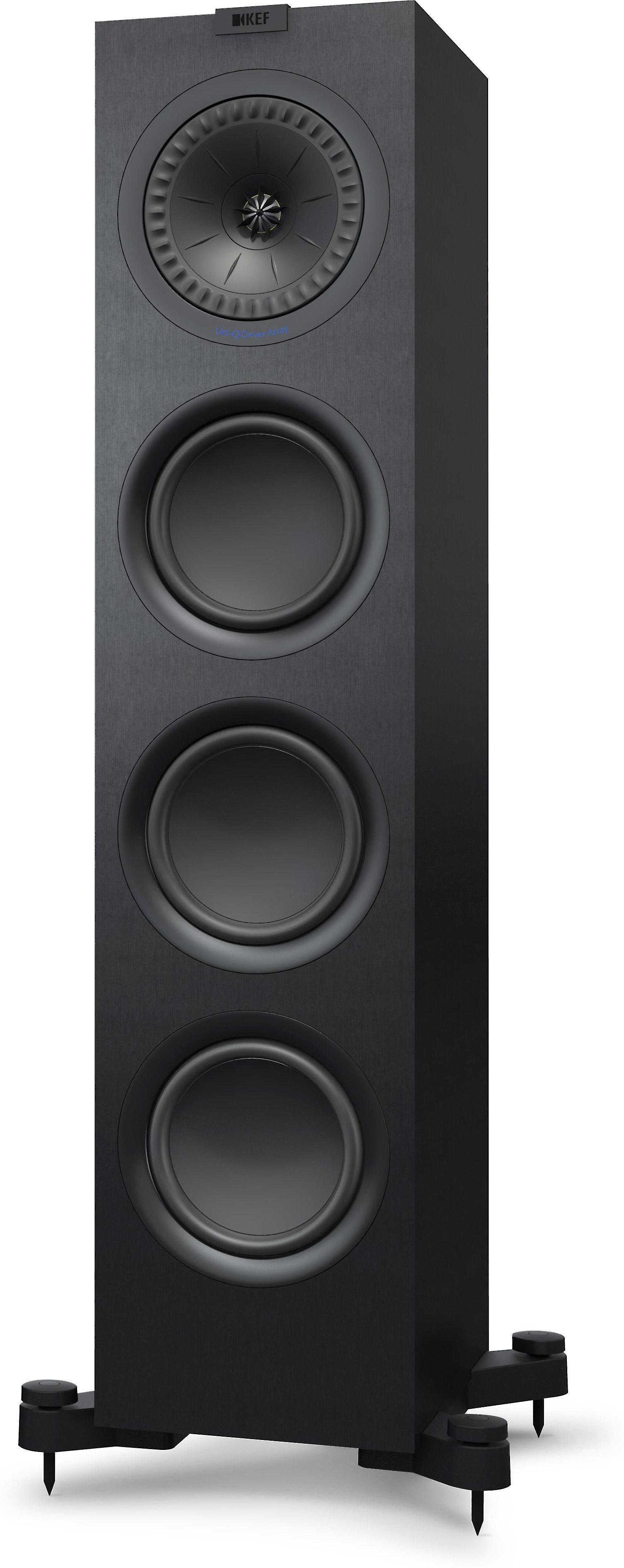 Each, Black KEF Q750 Floorstanding Speaker