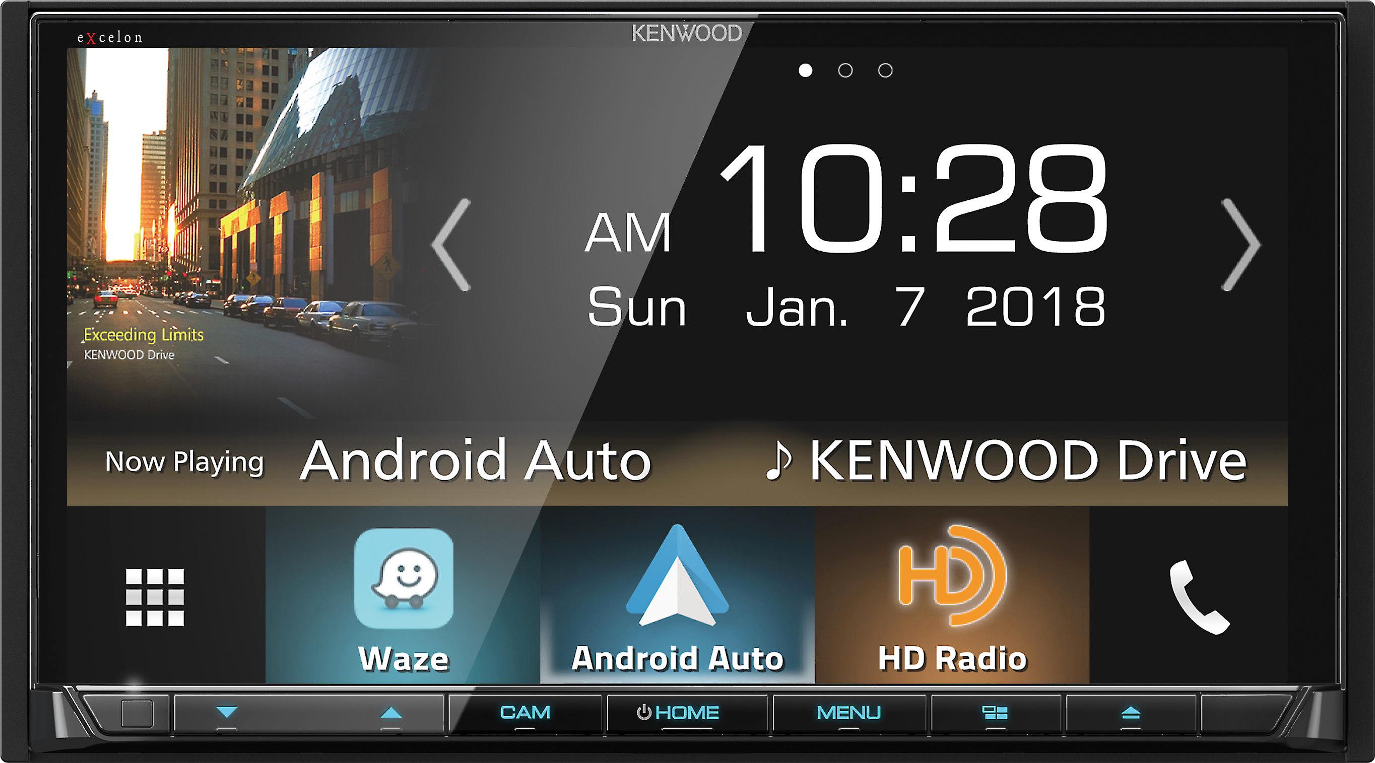 Kenwood Excelon DDX8905S