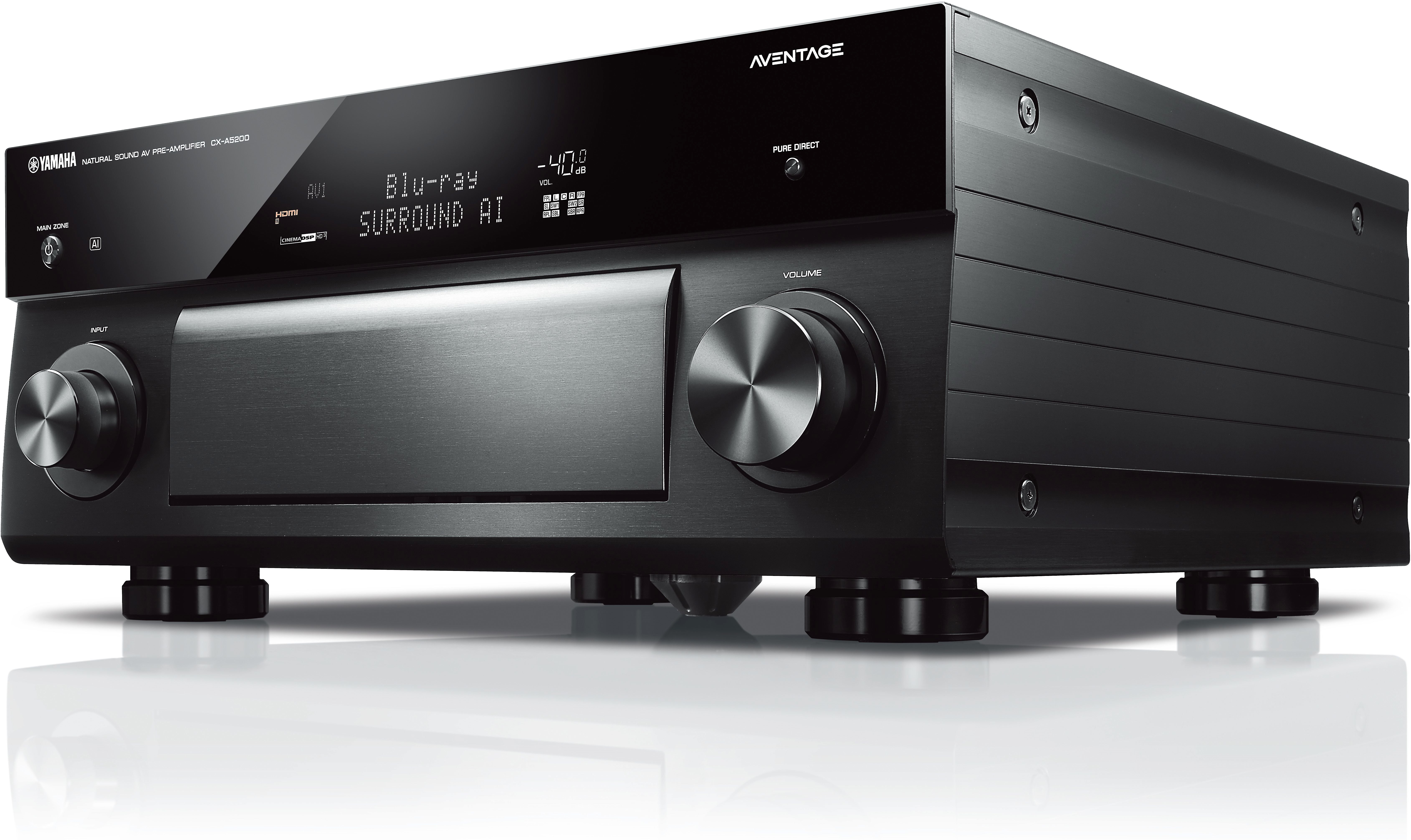 Best and Top Rated Surround Sound Preamp/Processors at