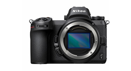 Nikon Z 6 (no lens included)