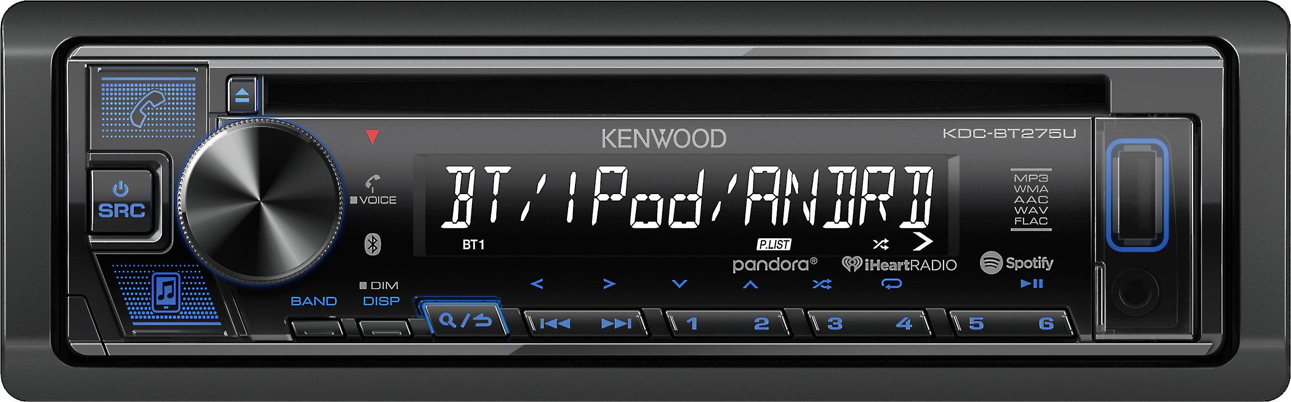 Kenwood KDC-BT275U