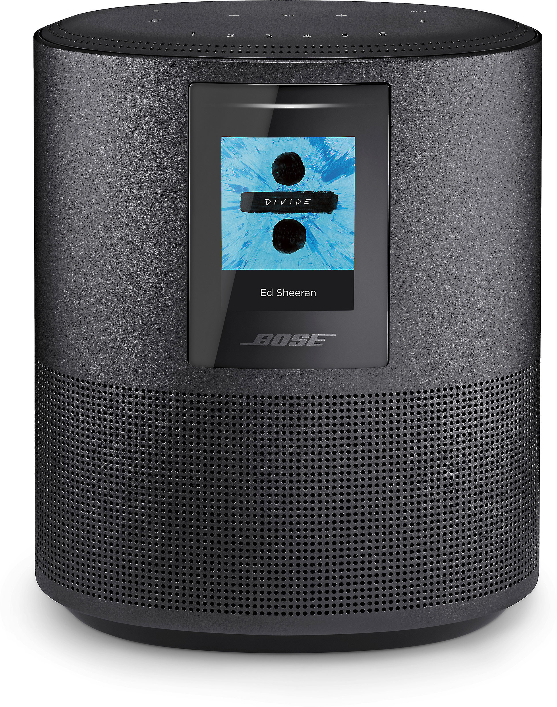 Bose Home Speaker 500 Triple Black Multi Room Powered Speaker With Wi Fi Bluetooth Amazon Alexa And Google Assistant At Crutchfield