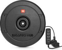 "JBL BassPro Hub  11"" Powered Subwoofer Spare Tire Install"