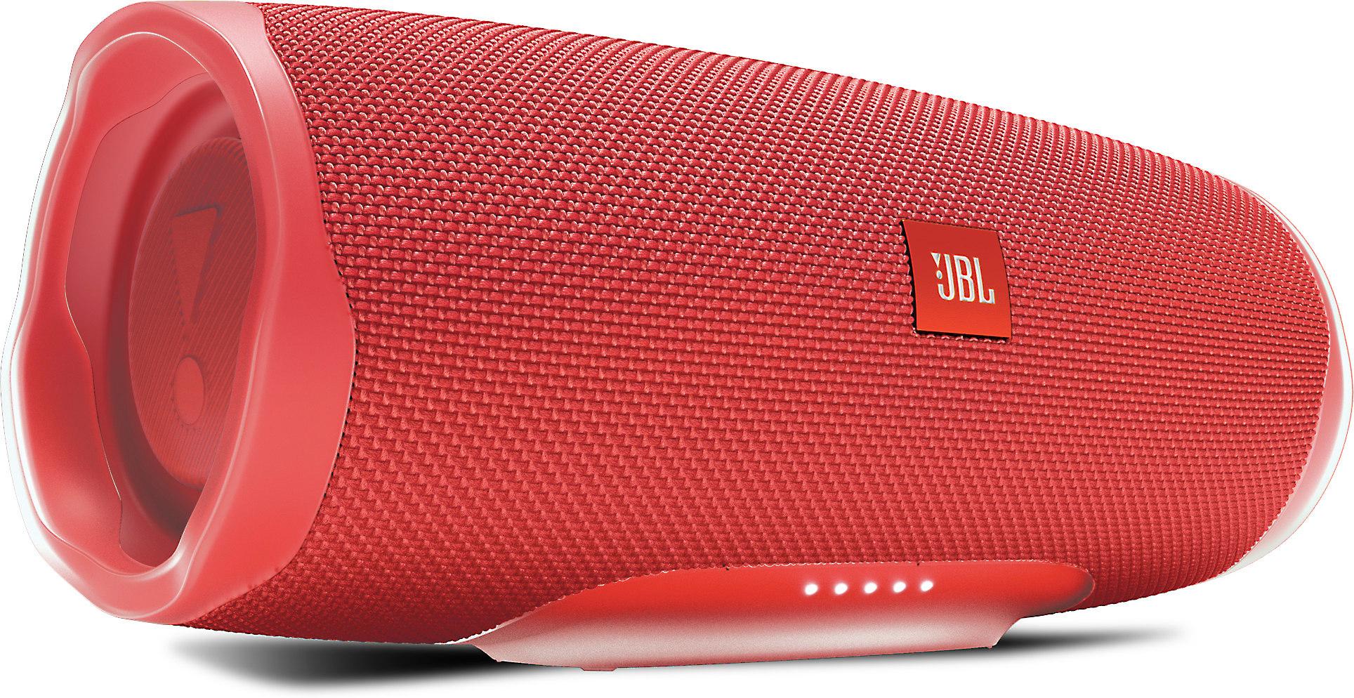 JBL Charge 4 (Fiesta Red)