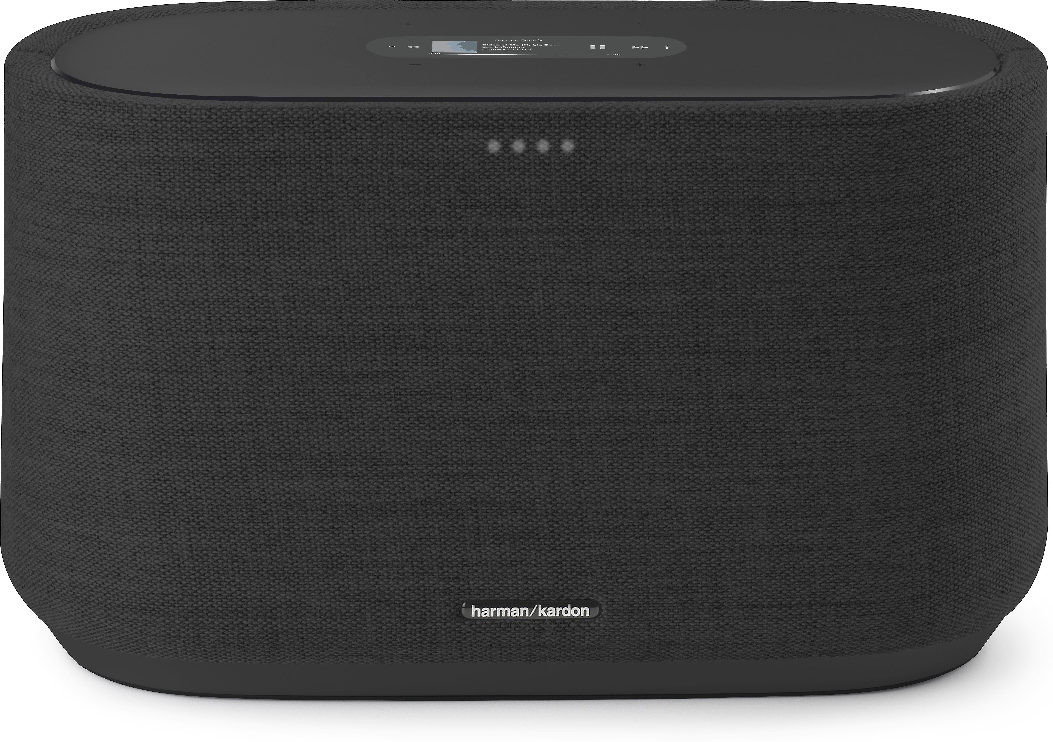 Open Box Harman Kardon Citation 300 Black Wireless Speaker
