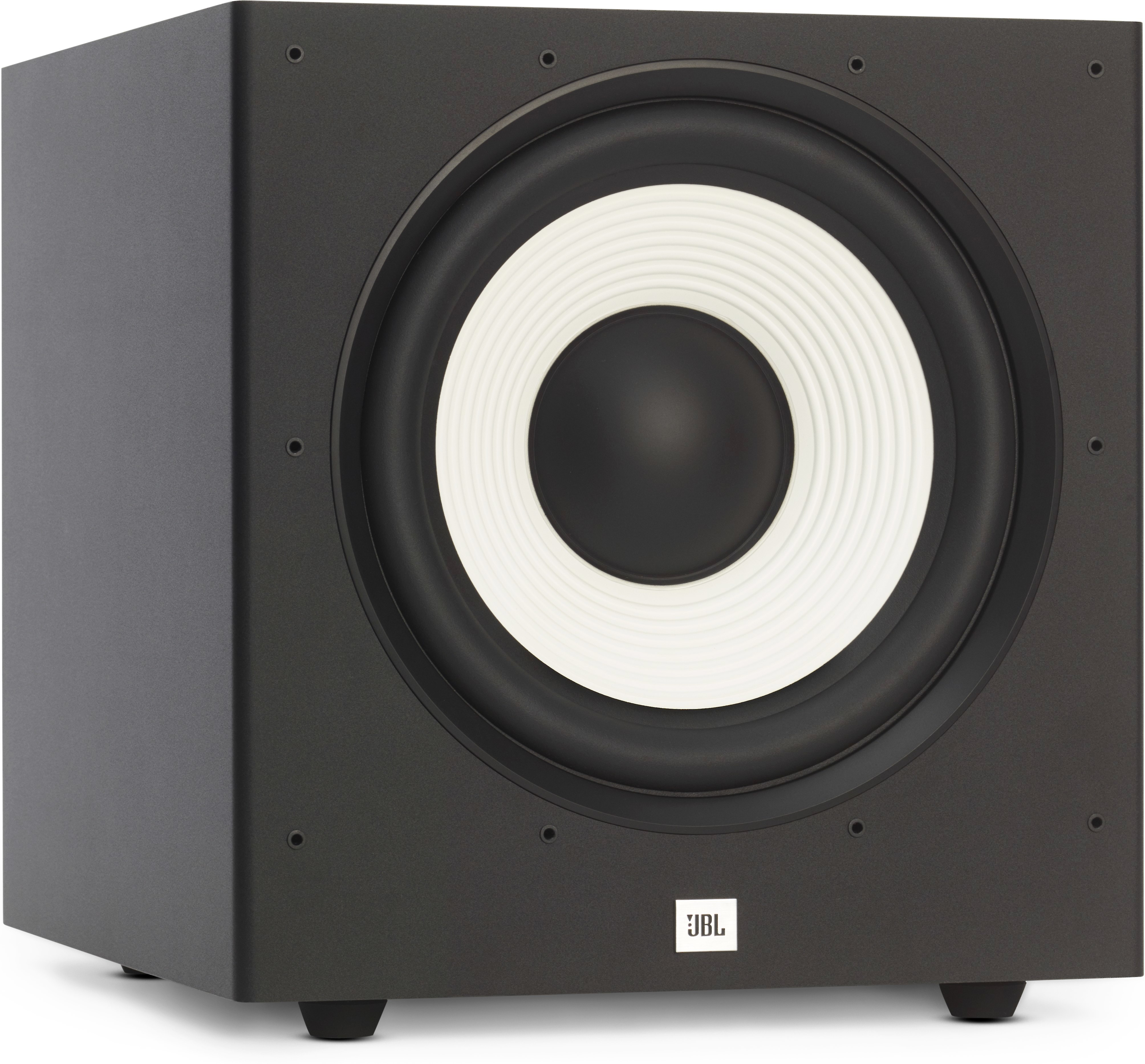 jbl stage a120p powered subwoofer at crutchfield